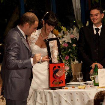 Magie con gli sposi