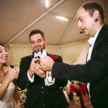 Coinvolgimento degli sposi